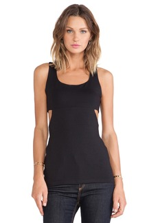 Susana Monaco Side Cut-Out Top