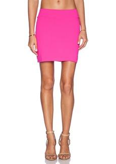 Susana Monaco Slim Mini Skirt