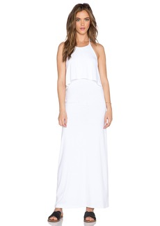 Susana Monaco String Halter Maxi Dress
