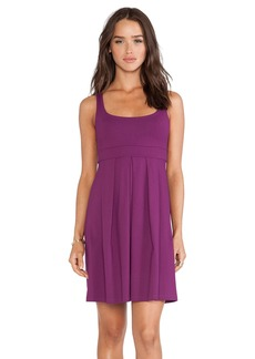 Susana Monaco Tank Pleat Dress