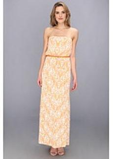 Susana Monaco Tina Strapless Maxi Dress