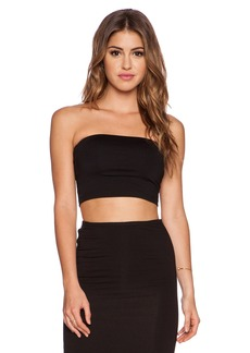 Susana Monaco Tube Crop Top
