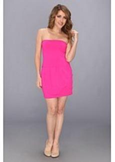 Susana Monaco Tube Pleat Dress