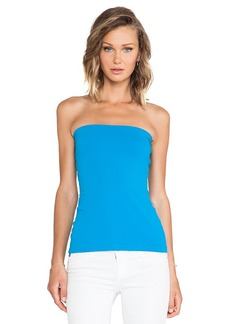 Susana Monaco Tube Top in Blue