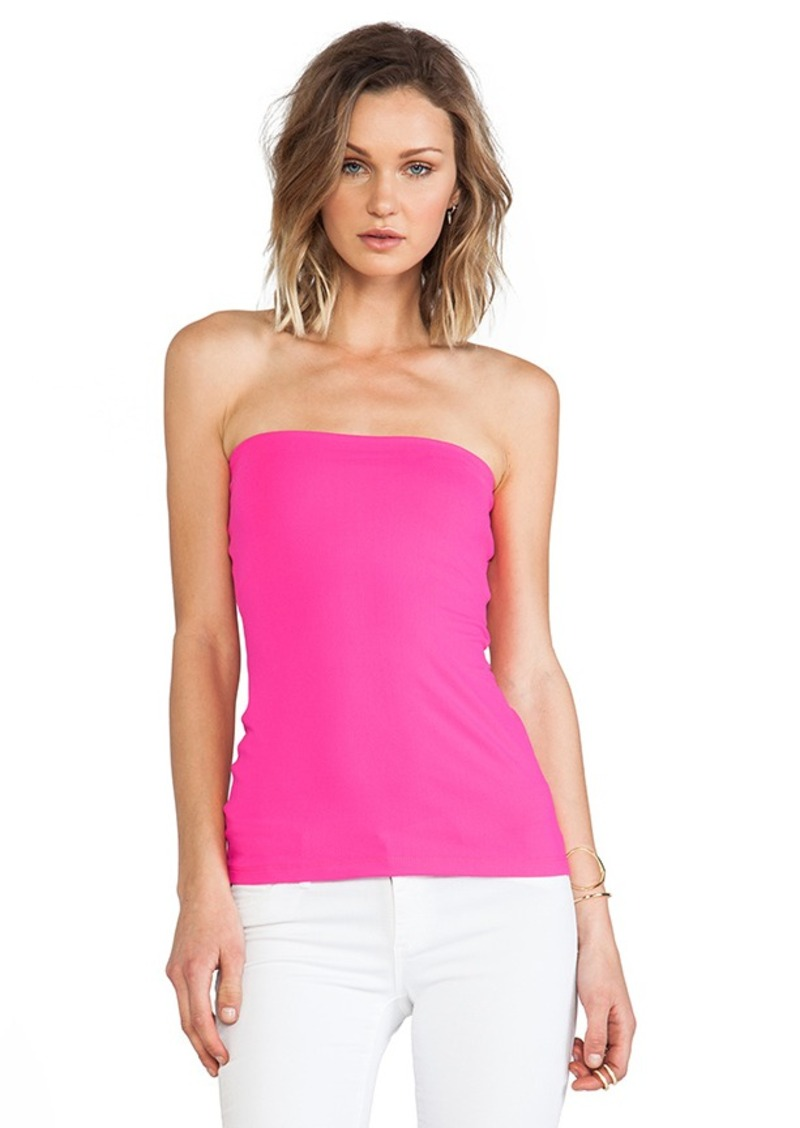 Susana Monaco Tube Top in Fuchsia