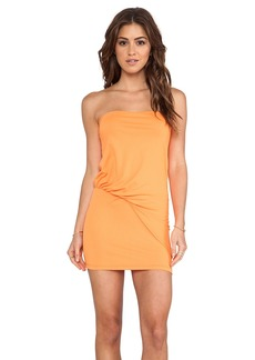 Susana Monaco Tube Tuck Dress