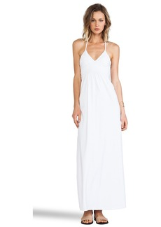 Susana Monaco Urban Maxi Dress in White