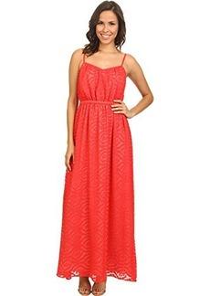 Susana Monaco Women's Alaya Maxi Dress Morello Dress 8