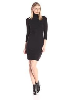 Susana Monaco Women's Cat Dress 21 Inch, Black, Small