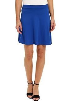 Susana Monaco Women's Circle Skirt Sapphire (Blue) Skirt SM