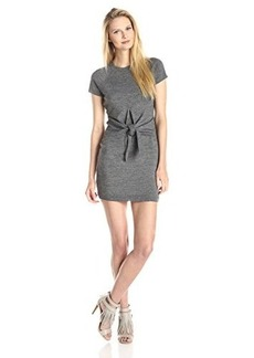 Susana Monaco Women's Crew T 17 Inch Dress, Sidewalk, Small