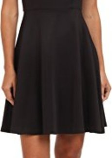 Susana Monaco Women's Giulietta (w/ Out Belt) Dress Black Dress 6