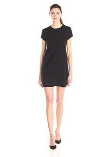 Susana Monaco Women's Lauren Dress 17 Inch, Black, Small