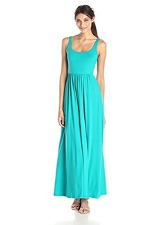 Susana Monaco Women's Light Supplex Elie Tank Maxi Dress