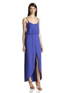 Susana Monaco Women's Light Supplex Emilia Maxi Dress