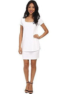 Susana Monaco Women's Lindzi Dress Sugar Dress LG