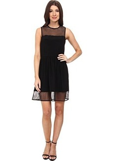 Susana Monaco Women's Lydia Dress Black Dress XS