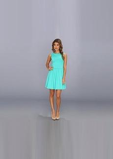 Susana Monaco Women's Mila Dress Beach Glass Dress MD