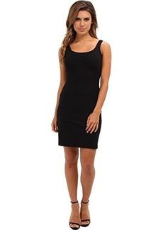 Susana Monaco Women's Samantha Dress Black Dress LG
