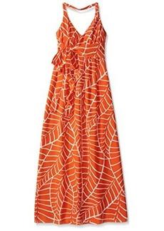 Susana Monaco Women's Strap Back Maxi Dress, Sevilla, 6 US