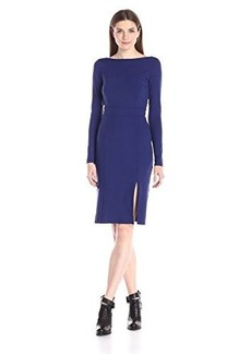 Susana Monaco Women's Supplex Mara 25 Inch Dress, Universe, X-Small