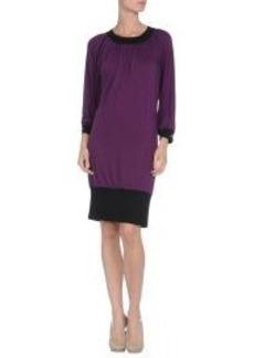 T-BAGS - Knit dress