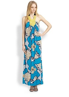 T-bags Los Angeles Embellished Maxi Dress
