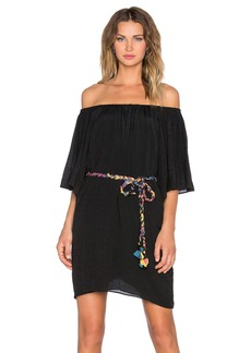 T-Bags LosAngeles 3/4 Sleeve Off Shoulder Dress