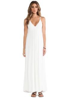 T-Bags LosAngeles Basic Maxi Dress