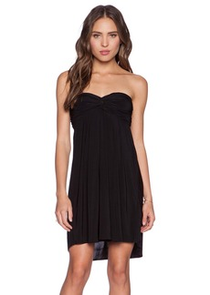T-Bags LosAngeles Braided Back Dress