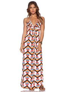 T-Bags LosAngeles Braided Maxi Dress