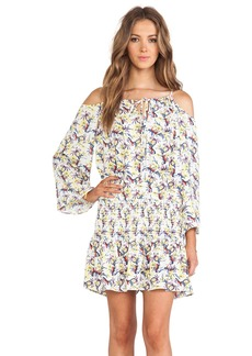 T-Bags LosAngeles Cold Shoulder Dress