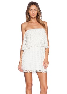 T-Bags LosAngeles Crochet Lace Dress