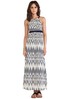 T-Bags LosAngeles Cross Back Maxi Dress