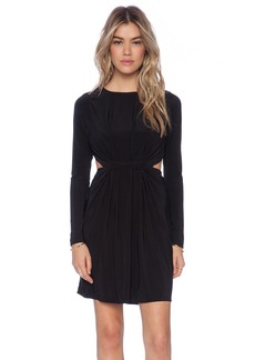T-Bags LosAngeles Cut Out Mini Dress