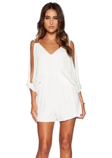 T-Bags LosAngeles Cut Out Romper