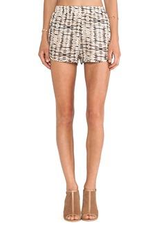 T-Bags LosAngeles Dolphin Hem Shorts