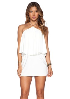T-Bags LosAngeles Halter Mini Dress