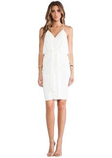 T-Bags LosAngeles Knot Front Knee Length Dress