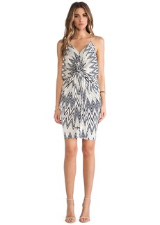 T-Bags LosAngeles Knot Front Knee Length Dress