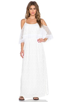 T-Bags LosAngeles Lace Maxi Dress