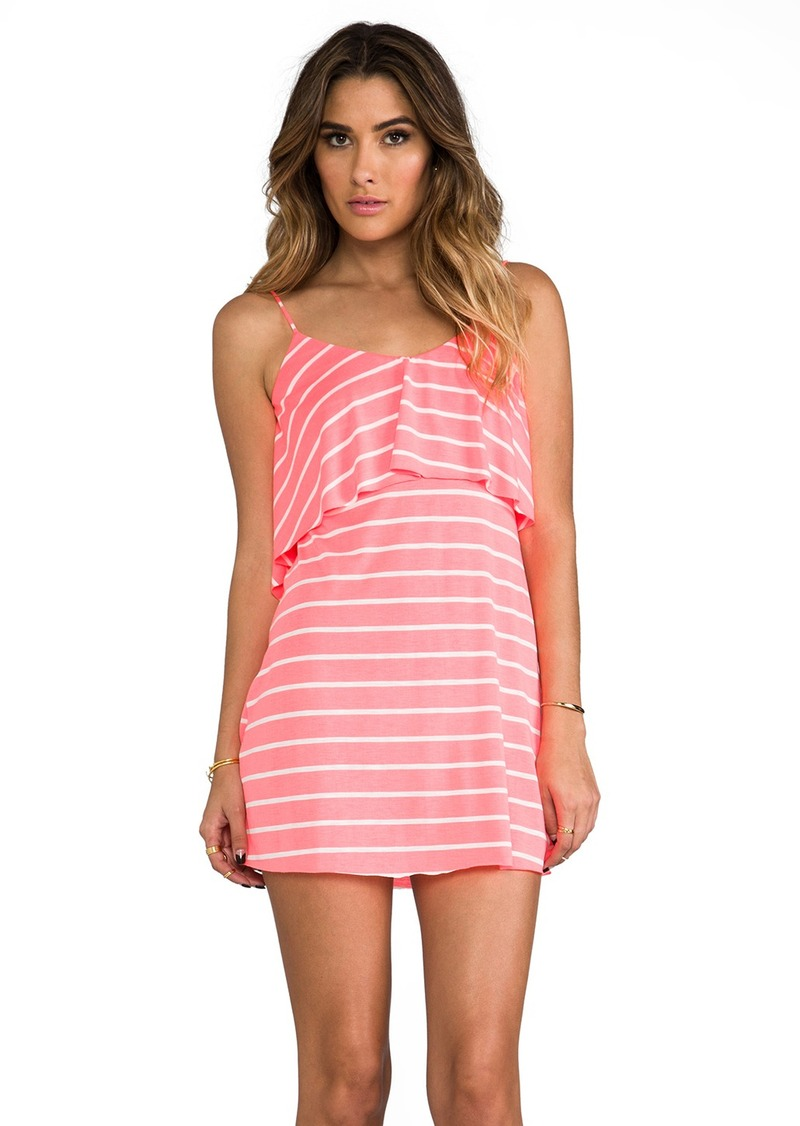 T-Bags LosAngeles Low V Back Dress
