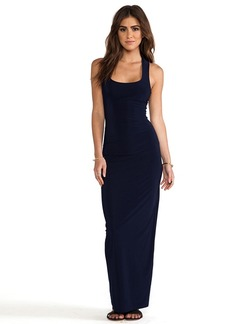 T-Bags LosAngeles Maxi Tank Dress in Navy