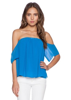 T-Bags LosAngeles Off the Shoulder Top