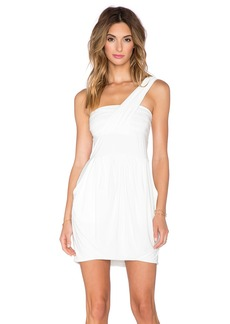 T-Bags LosAngeles One Shoulder Dress