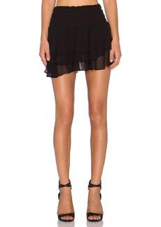 T-Bags LosAngeles Ruffle Mini Skirt