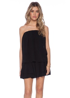 T-Bags LosAngeles Strapless Mini Dress