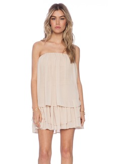 T-Bags LosAngeles Strapless Mini Dress