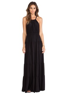 T-Bags LosAngeles Tiered Maxi Dress