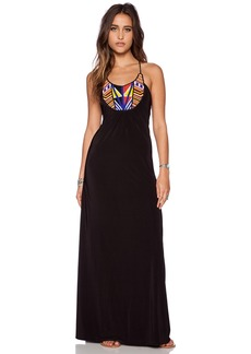 T-Bags LosAngeles Tribal Maxi Dress